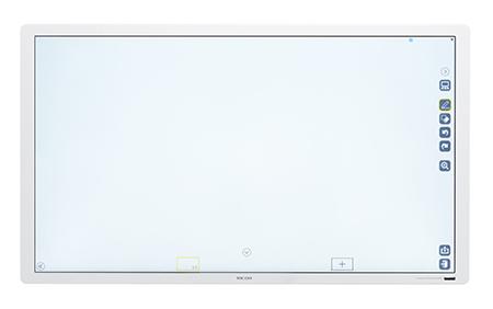 互动电子液晶显示器D6500