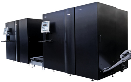 InfoPrint 5000 Multi-Purpose Platform
